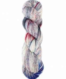 Huasco Sock Yarn Brazilian Teal