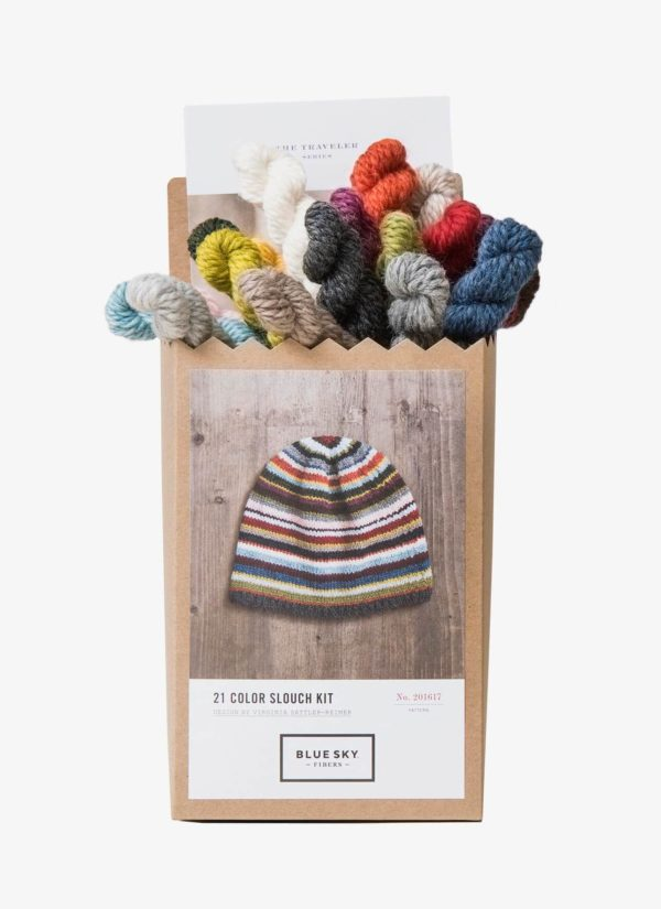 BSF 21 Color Slouch Kit 1