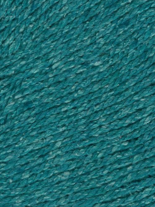 Elsebeth Lavold Turquoise Silky Wool Aran 1
