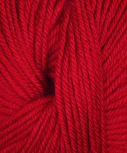 Ella Rae Cozy Soft Bright Red