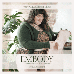 Embody A Capsule Collection