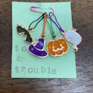Halloween Stitch Markers