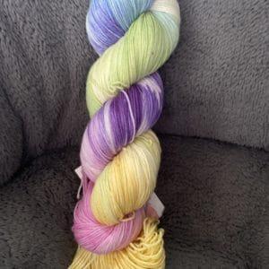 Sweet Sock Pastel Rainbow Unicorn