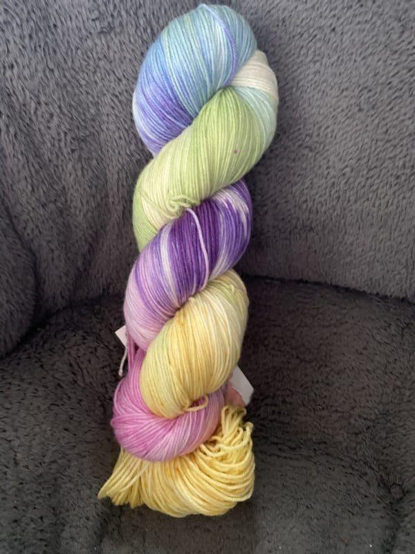 Sweet Sock Pastel Rainbow Unicorn 1