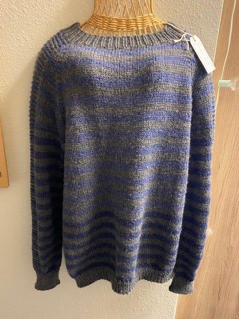 Flax Sweater Class 11/06 1