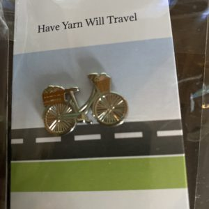 Have Yarn Will Travel Bike