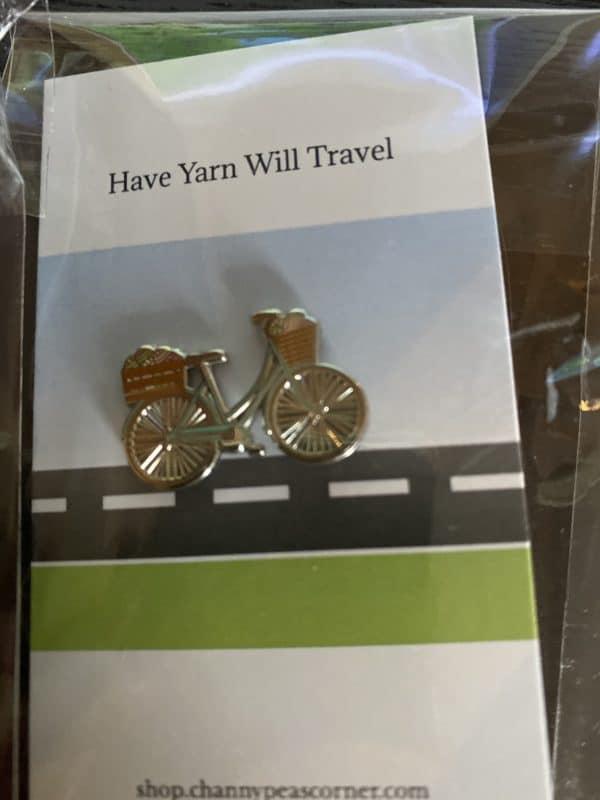Have Yarn Will Travel Bike 1