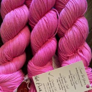 Darling DK Hot Pink Heels