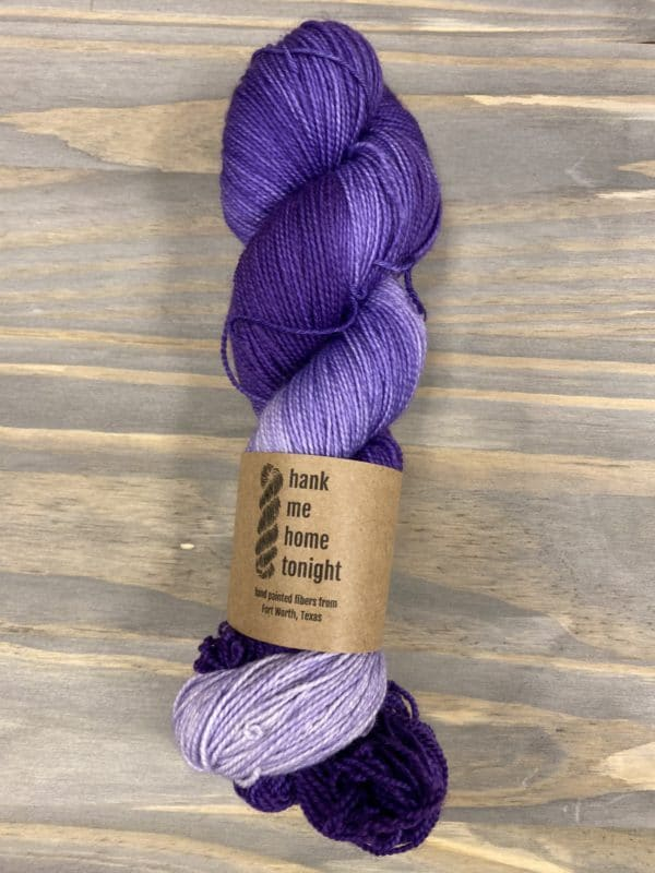HMHT Plum Crazy Sock 1