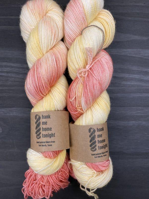 HMHT3 Peaches & Cream Sock 1