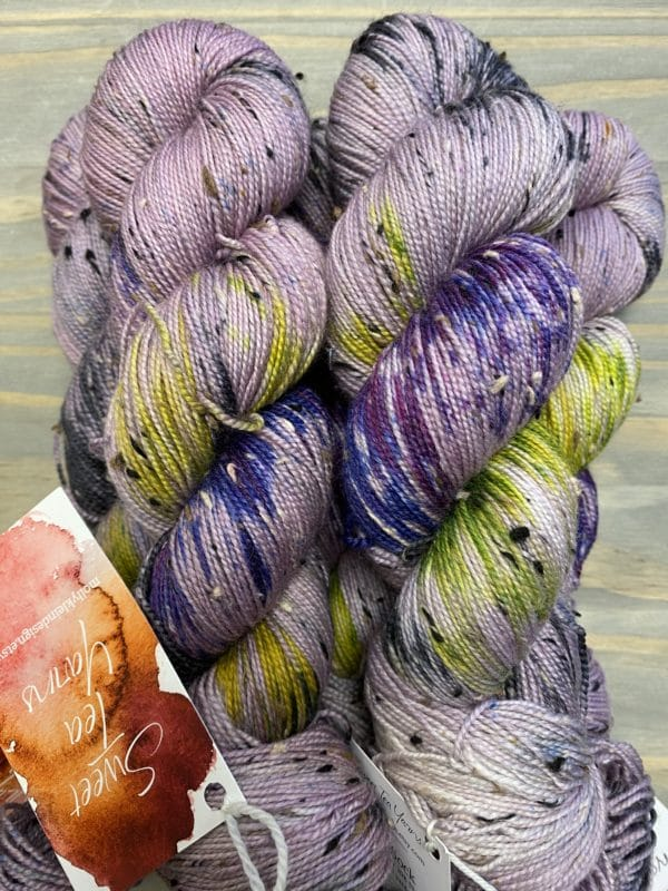 Tweed Sock Witches Brew 1
