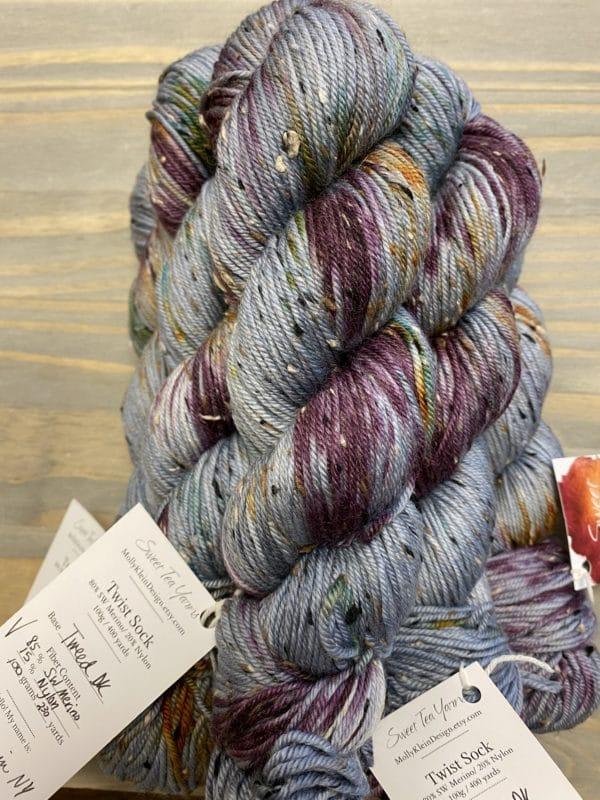 Tweed DK Autumn in NY 1