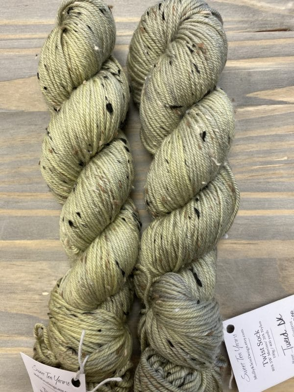 Tweed DK Seaweed 1
