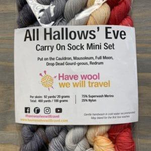 HWWT All Hallows' Eve Mini Set
