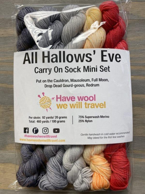 HWWT All Hallows' Eve Mini Set 1