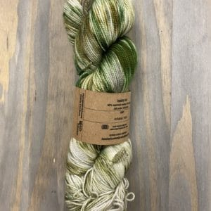 HMHT Green Tea Sparkle Sock