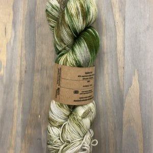 HMHT Green Tea Sparkle Sock