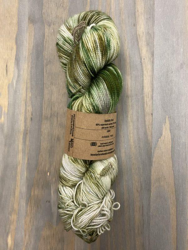 HMHT Green Tea Sparkle Sock 1