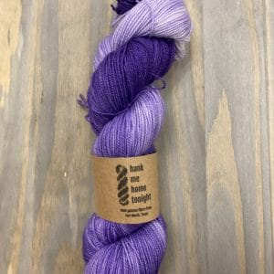 Plum Dandy Sock