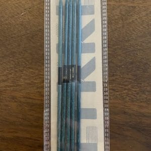 Indigo DPN US 5 3.75mm 6″