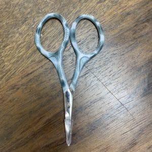 Green Colorful Handle Scissors