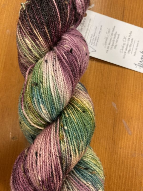 Tweed Sock Farmhouse 1