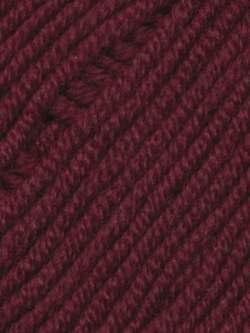 Lana Gatto Super Soft Burgundy DK 1