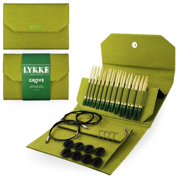Lykke Grove Green Gift Set 5in 1