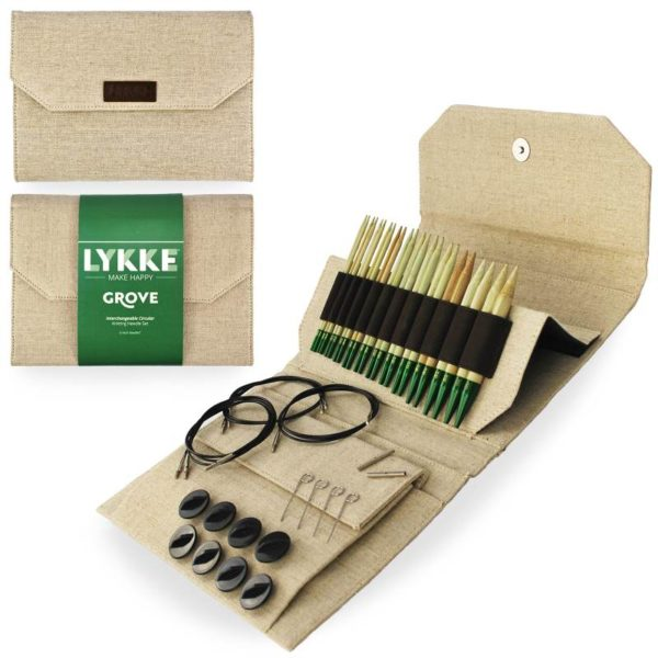 Lykke Grove Jute Gift Set 5in 1