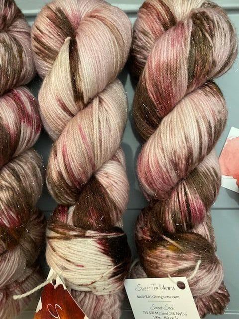 Sparkle Sock SS Cherry Blossom 1