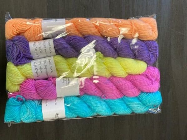 Mini Skein Kits #10 1