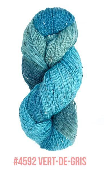Kettle Tweed Vert-de-Gris 1