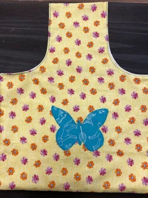 Mimi Pat Flower Butterfly Bag 1