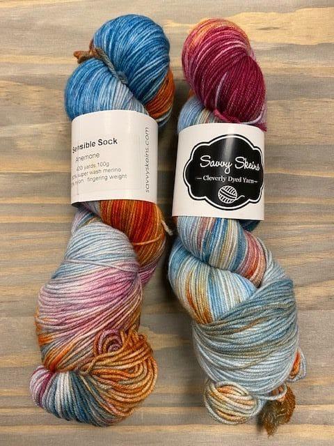 Sensible Sock Anemone 1