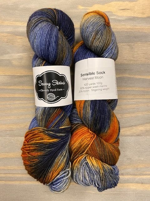 Sensible Sock Harvest Moon 1