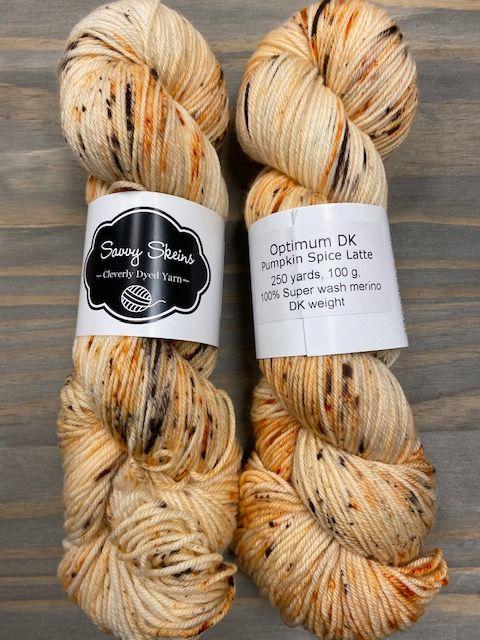 Optimum DK Pumpkin Spice Latte 1