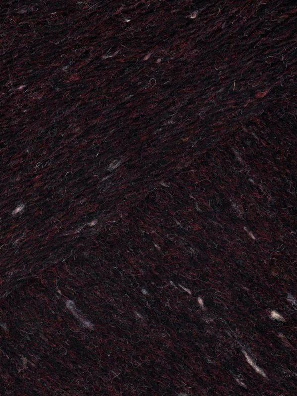 Recycled Tweed Liquorice 1
