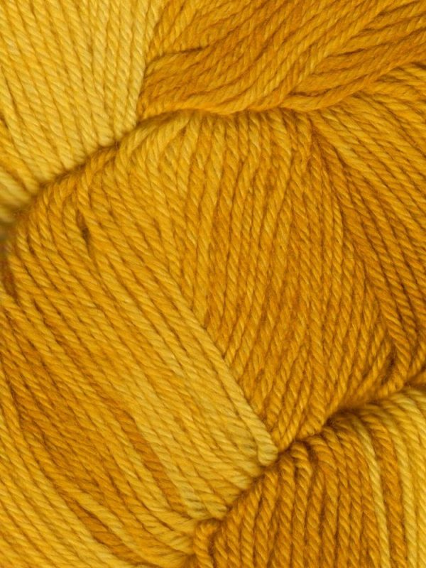 Huasco Kettle Dye Ochre Sock 1
