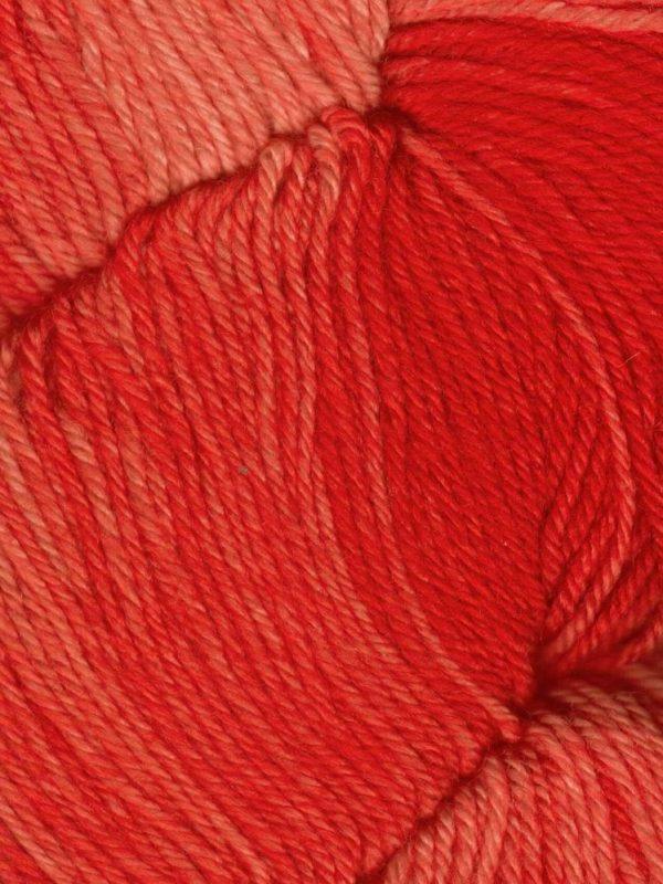 Huasco Kettle Dye Scarlet Sock 1