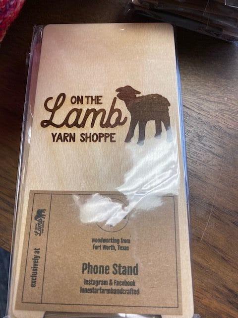 Phone Holder On The Lamb 1