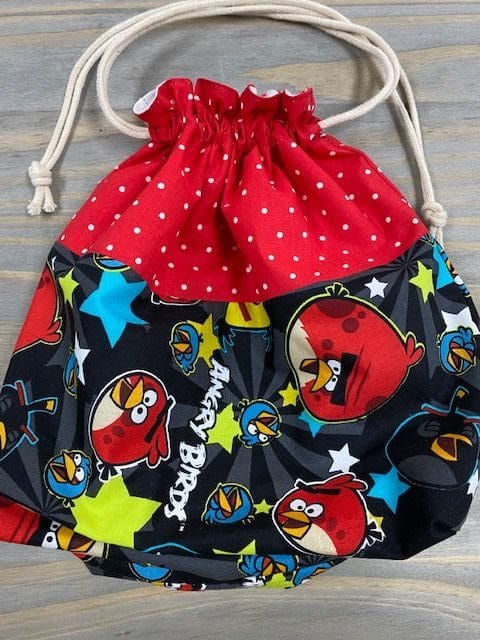 Angry Bird Project Bag 1