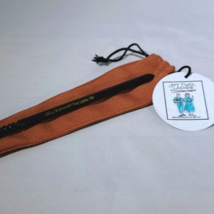 Rosewood Crochet Hook US I 5.50