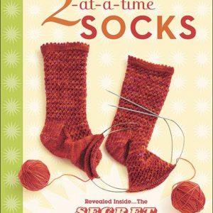 Two at a time socks book
