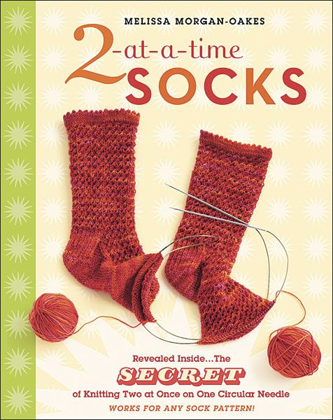 Two at a time socks book 1