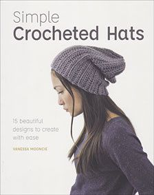 Simple Crocheted Hats 1