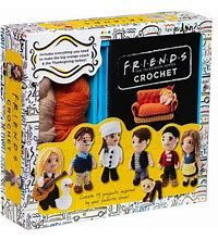 Friends Crochet Kit