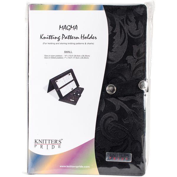 Magma Fold Up Knitting Pattern Holder 1