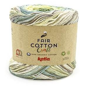 Fair Cotton Lemon, Mint, Teal