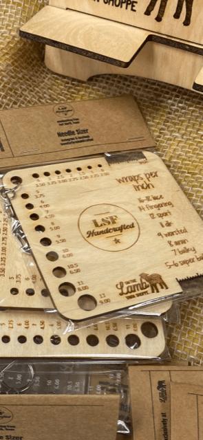 Needle Sizers wood 1