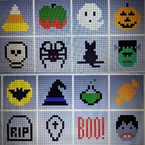 Halloween Graph Class 10/16